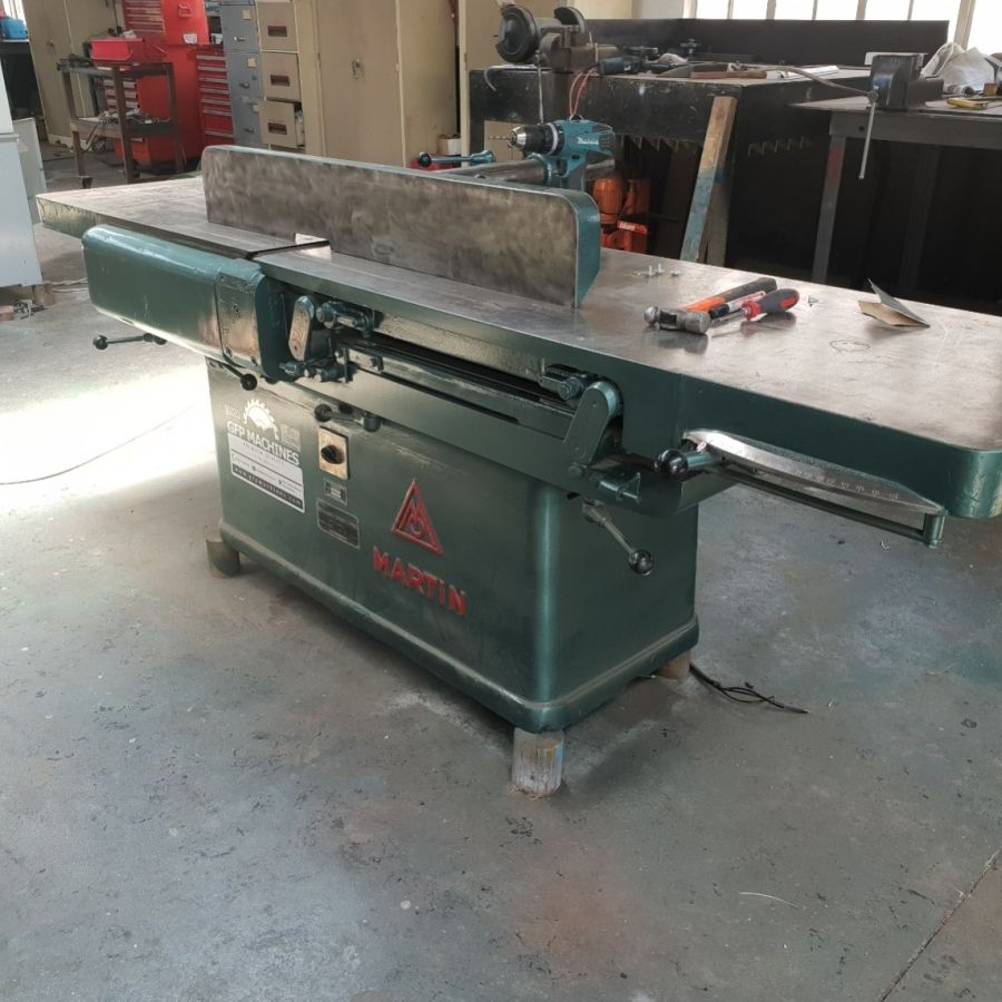 Surface Planers | SF30U | MARTIN 500MM SERFACER 2,5M TABLE