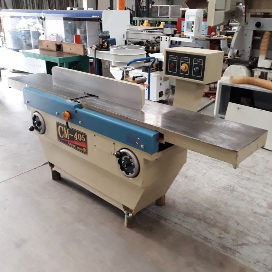 Surface Planers | SF31U | IWM CM 405 SERFACER 2,5M