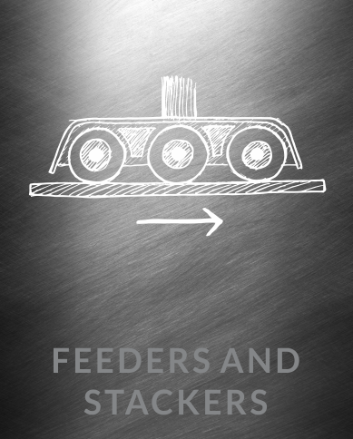Feed and Stack Machines